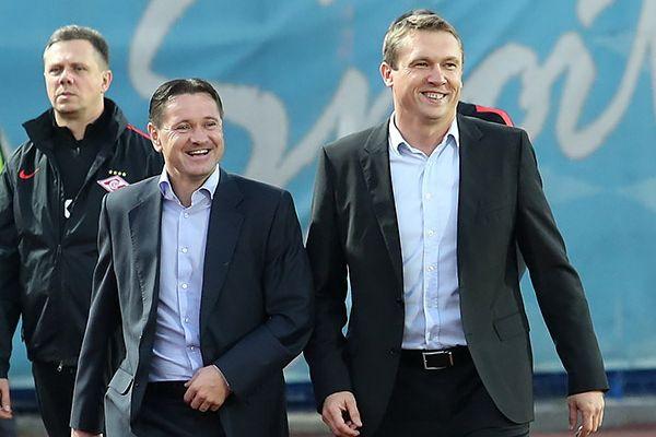 Андрей Талалаев: Поздравляю «Арсенал», а для приветов я всегда открыт