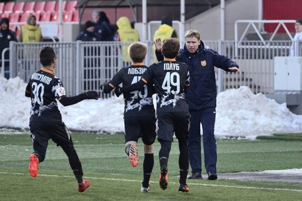 Артём Мингазов: Тренеры «Арсенала-м» смогли нас объединить одной целью