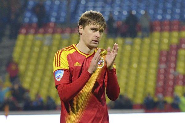 «Гомель» не смог выиграть 3 матча без Дмитрия Айдова