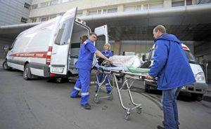 В Петербурге пострадали четыре человека в результате серьезного ДТП на канале Грибоедова