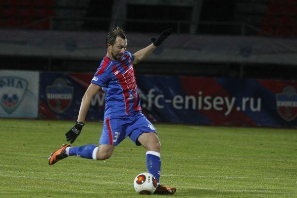 Илья Гультяев: Матч с тульским «Арсеналом»— большой стимул для игроков «Енисея»