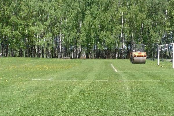 Дорожники бесплатно помогли команде из чемпионата Венёвского района