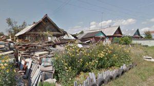 В Казани тело мертвой пенсионерки 3 месяца пролежало под завалами ее дома