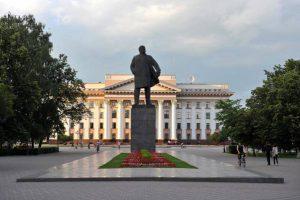 В Тюмени планируется открытие красной площади