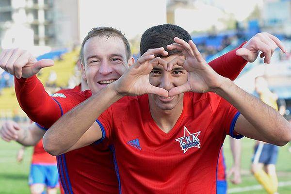 «СКА-Хабаровск» выбил «Оренбург» из премьер-лигу