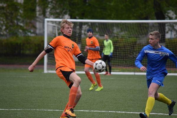 «Химик» примет ДЮСШ «Арсенал» и другие матчи 3-го тура юношеского первенства области