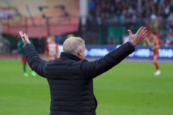 Тульский «Арсенал» не смог победить «Амкар»
