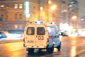 В Санкт-Петербурге произошло серьезное ДТП, есть потерпевшие