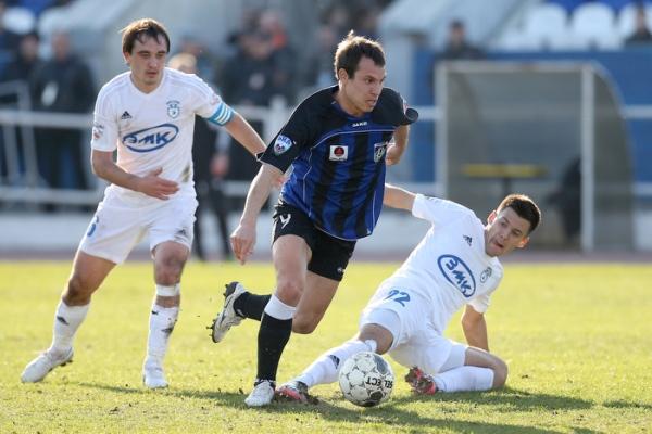 Эльдар Низамутдинов— в символической сборной ФНЛ по версии Onedivision