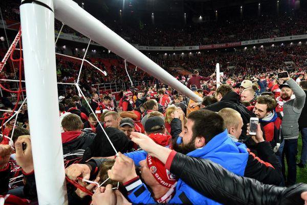 Виталий Родионов: Болельщики «Спартака» не планируют выбегать на поле в Туле