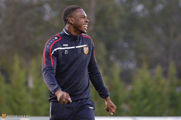 Джерсон Вергара вернулся из тульского «Арсенала» в «Милан»
