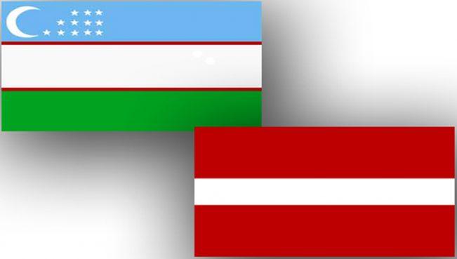 Марис Кучинскис: «Латвия ждет инвесторов из Узбекистана»