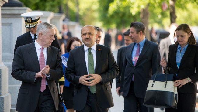 США пообещали Турции помощь в борьбе с РПК