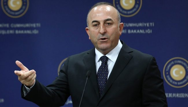 Руководитель МИД Турции Чавушоглу: Германия, ежели желает, может покинуть базу Инджирлик