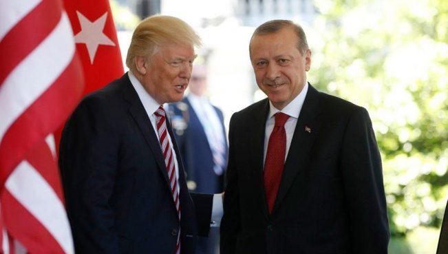 Встреча Эрдогана с Трампом: решающий момент в американо-турецких отношениях