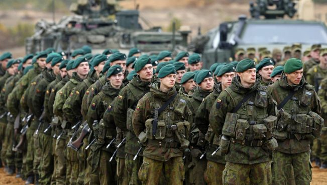 Могерини: Евросоюз усилит свои боевые подразделения