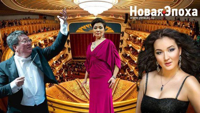 Премьера в стиле барокко ждет своих зрителей — ФОТО