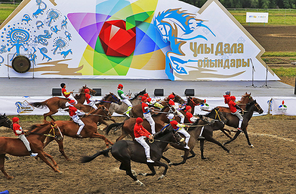 В Алматы завершился фестиваль национальных видов спорта «Игры великой степи» — ФОТО