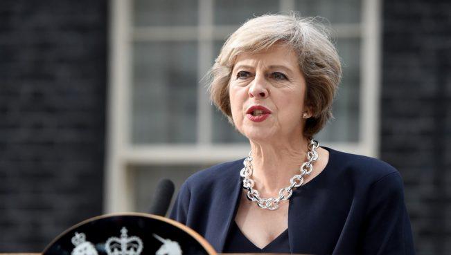 Тереза Мэй: «Евросоюз должен выплатить Великобритании миллиарды евро»
