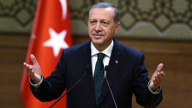 Эрдоган вновь возглавил правящую партию Турции