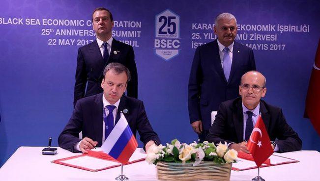 Россия и Турция сняли ограничения в торговле