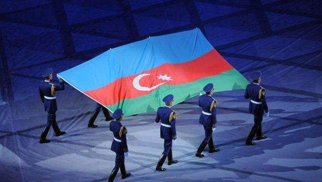 В Баку началась церемония закрытия Исламиады — ПРЯМАЯ ТРАНСЛЯЦИЯ