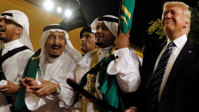 С какой целью США превращают Саудовскую Аравию в военную державу?