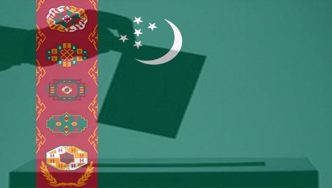 В Туркменистане состоялись выборы депутатов парламента