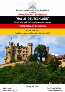 Азербайджанский фотограф покажет красоту Германии — ФОТО