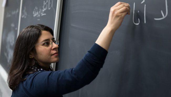 Французские школьники будут учить арабский наравне с европейскими языками