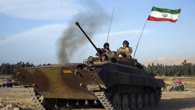 Иранская армия приступила к масштабным военным учениям