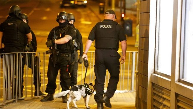 Британская полиция прекращает обмен данными с США по теракту в Манчестере