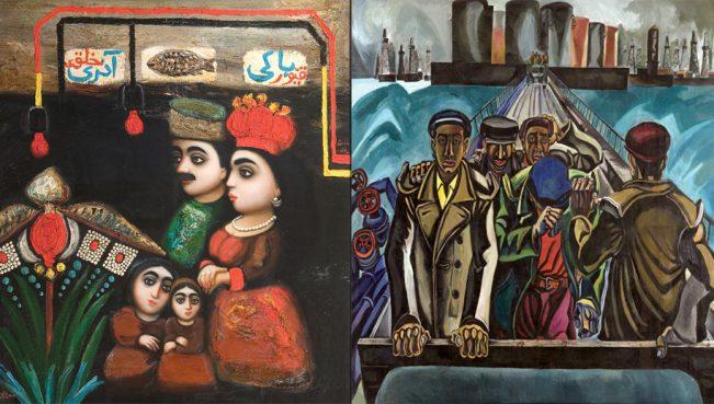 Шедевры азербайджанской живописи покажут жителям культурной столицы — ФОТО