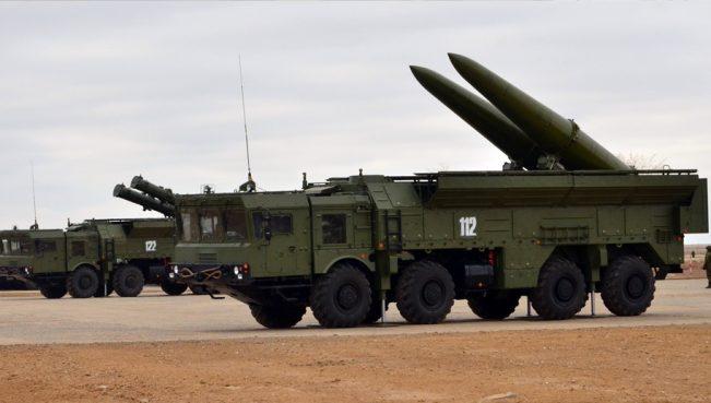 Россия перебросила в Таджикистан ракетные комплексы «Искандер-М»
