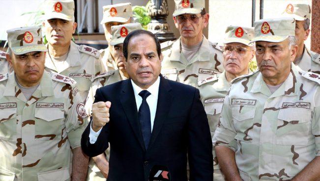 Египетская хунта объявила войну СМИ