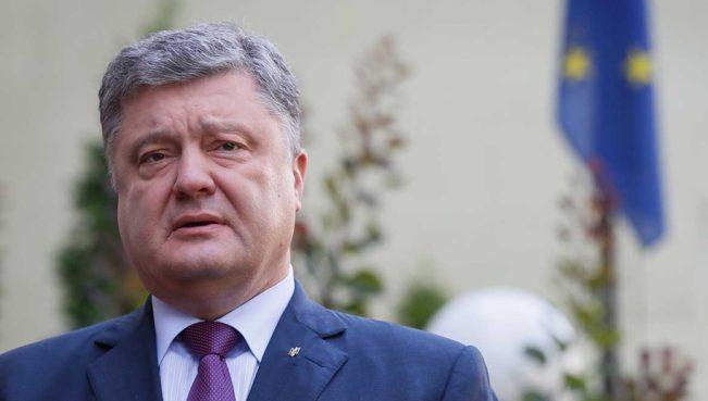 Порошенко: «Москва открыто демонстрирует свою готовность нанести удар»