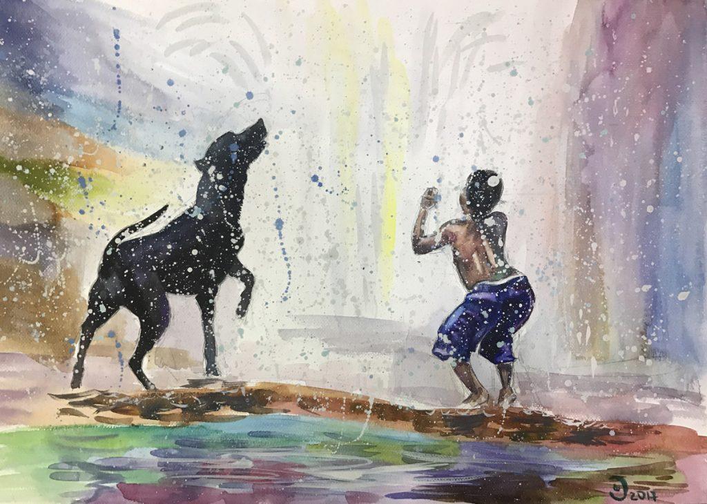 Персональная выставка Эстер Шейнфельд – ФОТО