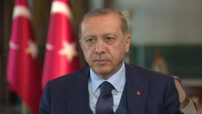 Эрдоган:Турция и ЕС договорились о плане действий в течение года