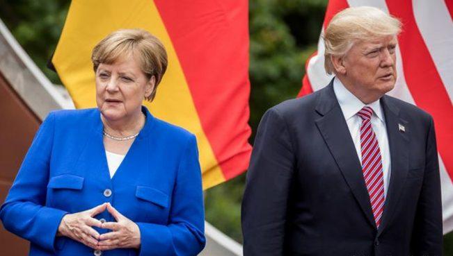 Песков: Пусть США иЕС пытаются выяснить отношения без участия Российской Федерации