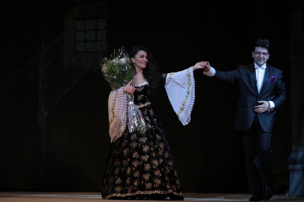 Опера «Трубадур» очаровала бакинскую публику – ФОТОСЕССИЯ
