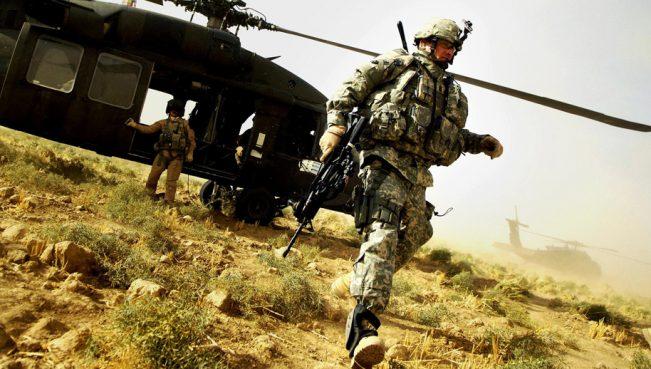 Япония потребовала отменить военные учения США на Окинаве