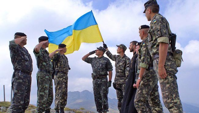 В Украине призывают в армию офицеров запаса
