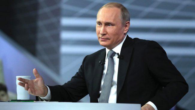 Путин о влиянии российских спецслужб на голосование в США