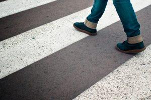 Пешеход невольно спровоцировал массовое ДТП в Брянске