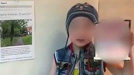 5-летний малыш возвращается из порно-секты домой