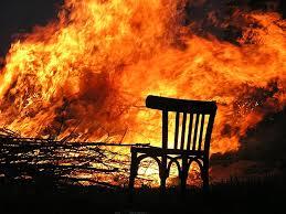 В тверской квартире вспыхнул пожар