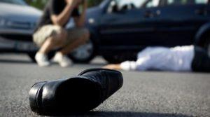 Пьяный водитель сбил пешехода и скрылся с места аварии в Кургане (ФОТО)