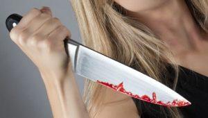 Под Тверью пьяная женщина ударила ножом сожителя за то, что не давал слушать музыку