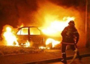 Под Липецком мужчина сгорел в собственном автомобиле