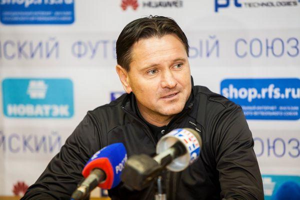 Дмитрий Аленичев: «Енисею» просто немного не повезло в матчах с «Арсеналом»